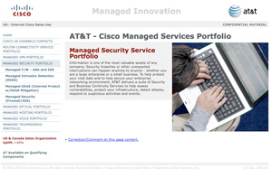 AT&T Managed Services