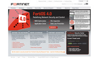 Fortinet Corporate Site