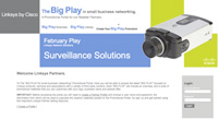 Linksys Big Play Portal