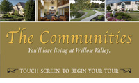Willow Valley Community Kiosk